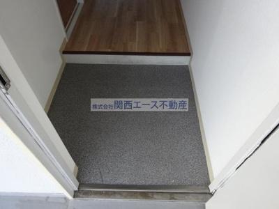 【玄関】メゾン瓜生堂