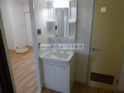 【洗面所】メゾン瓜生堂