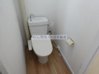 【トイレ】メゾン瓜生堂