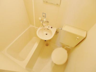 【浴室】カーサ蟹原