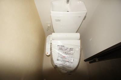 【トイレ】レジュールアッシュ中之島サウス