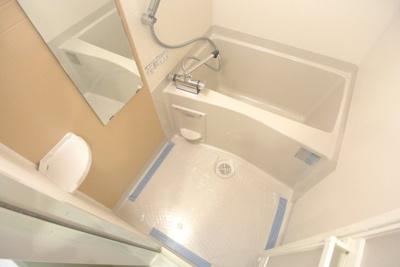【浴室】レジュールアッシュ中之島サウス