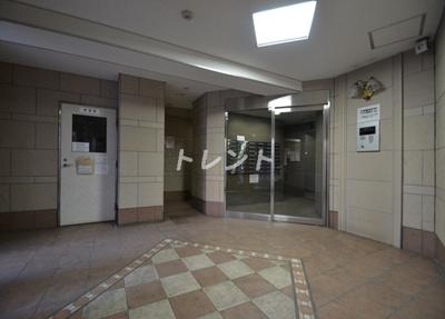 【エントランス】グランヴァン東中野Ⅲ