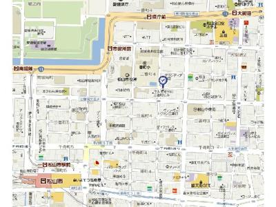 【地図】コヴェントガーデン二番町
