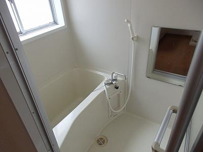 【浴室】マンション神栄