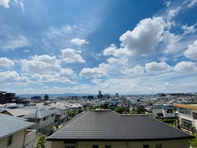 【展望】ルネシーズンズ千里の丘8番館