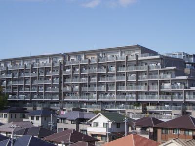 【外観】ルネシーズンズ千里の丘8番館