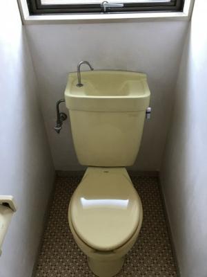 【トイレ】海野ハイツ