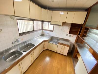 【キッチン】大津市和邇高城192-74 中古戸建