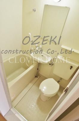 【浴室】リバー ガーデン