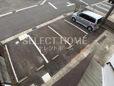 【駐車場】ドミールM1