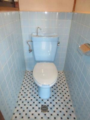 【トイレ】桑才新町貸家