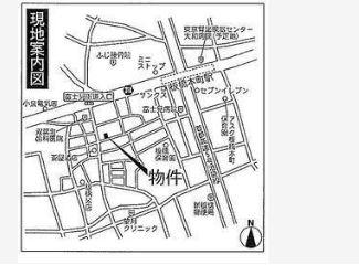 【地図】オマーチェ