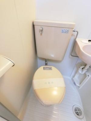 【トイレ】エステートピアオークス