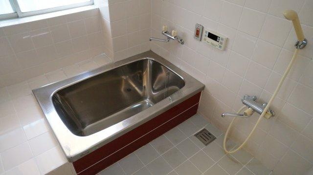 【浴室】大磯町石神台戸建住宅