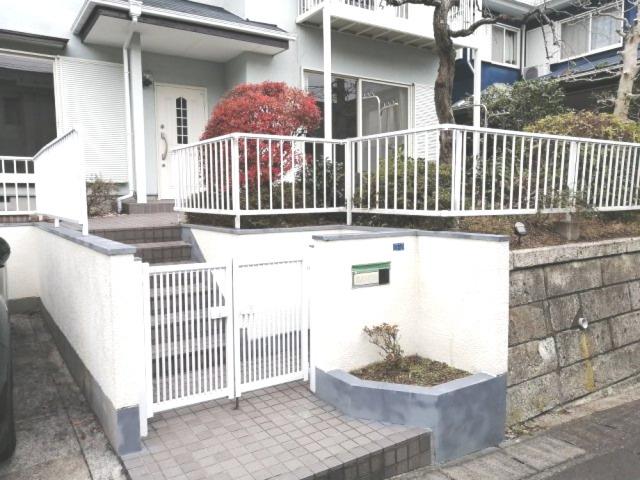 【エントランス】大磯町石神台戸建住宅