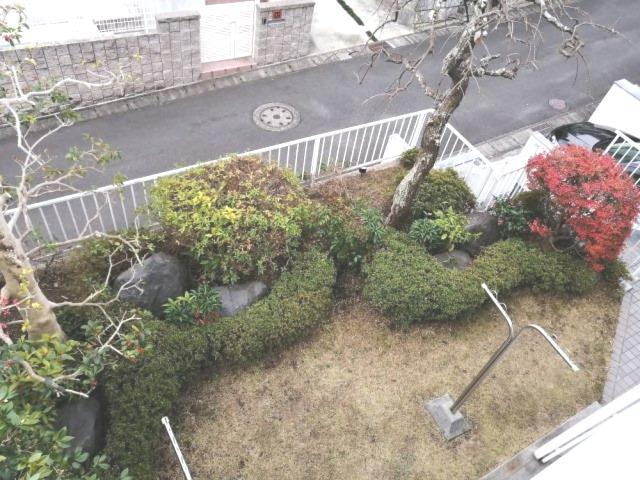 【庭】大磯町石神台戸建住宅