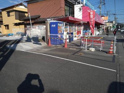 【外観】関根呉服店駐車場(三橋2-507)