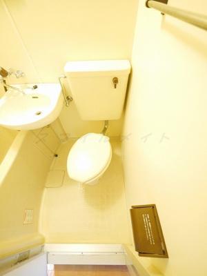 【トイレ】スカイコート戸塚(スカイコートトツカ)