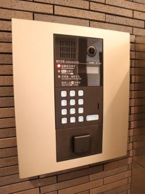 オートロック付きでセキュリティーもバッチリです(^_-)-☆