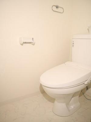 真っ白な清潔感のある空間です(^^)/