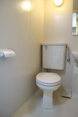 【トイレ】ワコーレ西山