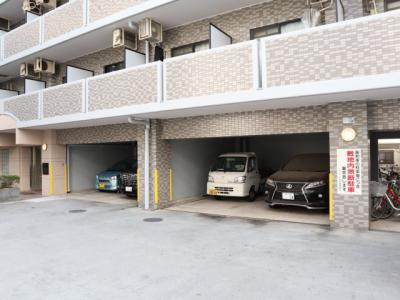 【駐車場】エスリード神戸