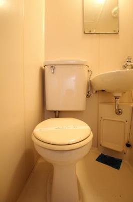 【トイレ】オオシマビル