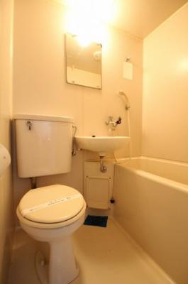 【浴室】オオシマビル