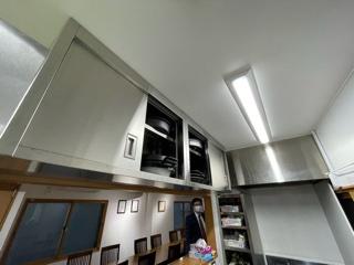 キッチンの収納もばっちりです。