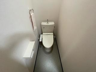 3階のトイレです。
