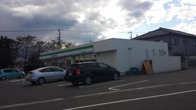 ファミリーマート前橋総社町高井店まで1,050m