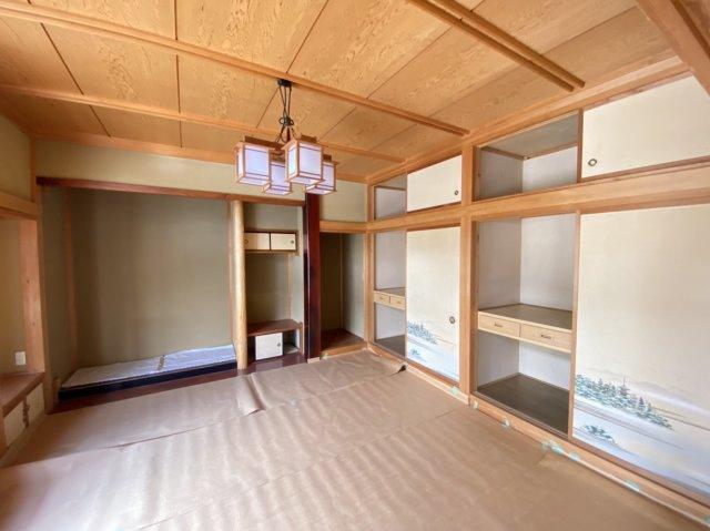 【和室】柔らかい畳が心地よい和室