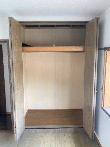 【収納】便利な収納スペースです