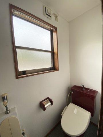 【トイレ】落ち着いたトイレです