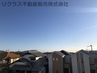 【展望】新築戸建 北区泉台7丁目 1号地
