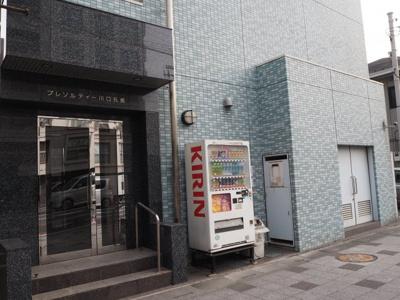【エントランス】プレソルティ川口元郷