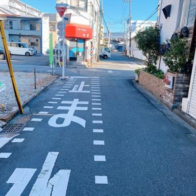 大通りまでまっすぐ抜けられる立地ですので、毎日の通勤でお車を使われる方もラクラクです!