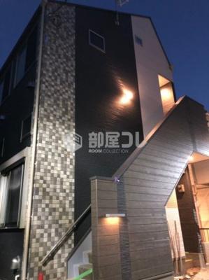 【外観】ハーモニーテラス新宿