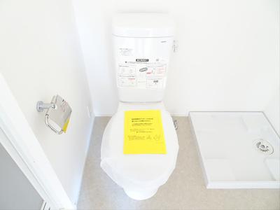 【トイレ】 ハツダイフラット