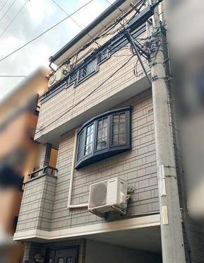 【外観】平野区長吉川辺3丁目中古一戸建