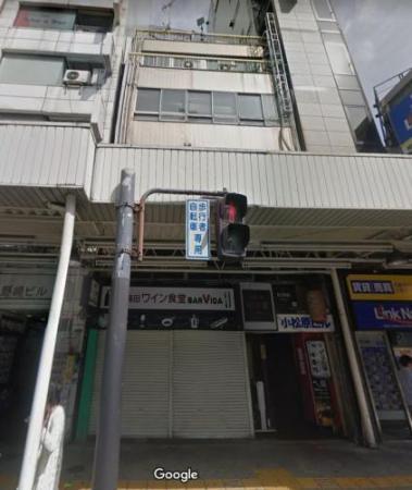 【外観】サンエイ小松原ビル