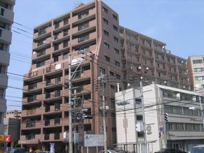 【外観】東峰マンション博多駅東