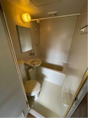 【浴室】シャレーK