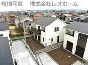 現地写真掲載 新築 前橋市青梨子町HT2-1 の画像