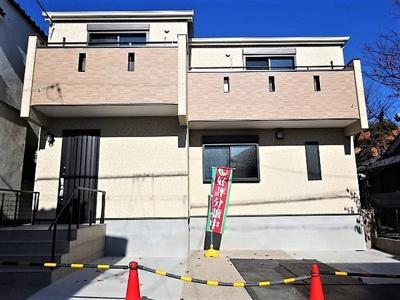 【外観】須磨区潮見台町4丁目 新築一戸建