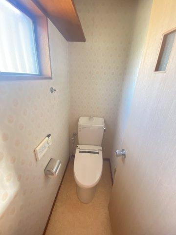 【トイレ】二宮町富士見ヶ丘中古戸建