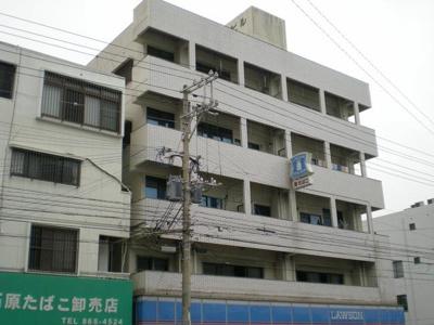 丸秀産業ビル★那覇市曙エリア