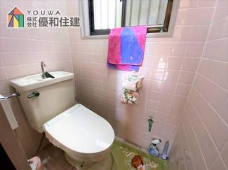 【トイレ】明石市西朝霧丘 中古戸建