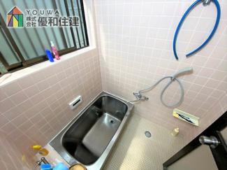 【浴室】明石市西朝霧丘 中古戸建